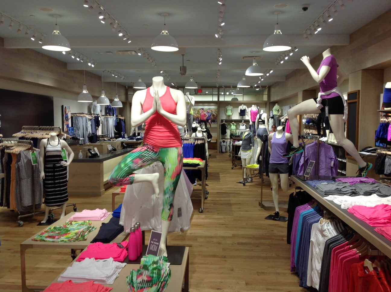 Athleta clothing store locations