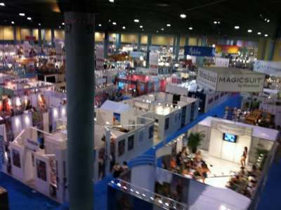 Swim Show - Miami Beach Convention Center