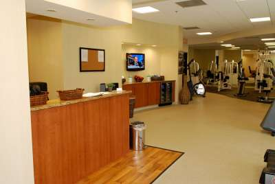 Courtyard By Marriott Fitness Center