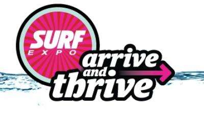 Surf Expo Tradeshow: January 14th - 16th