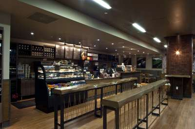 World Center Marriott - Starbucks