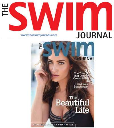 As Seen In - The Swim Journal 2017