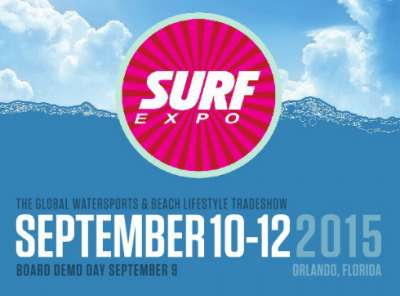 Surf Expo Tradeshow:  September 10th - 12th
