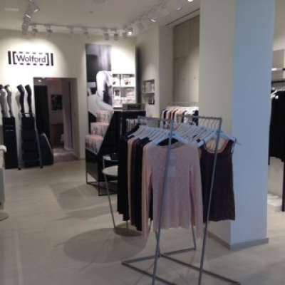 Wolford's in Bal Harbour Shops