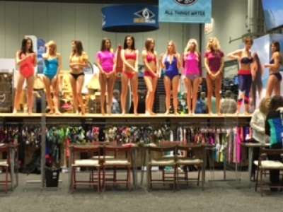 Surf, Skate, Wake - Oh my!  Success at the Surf Expo