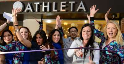 Athleta Fitness Apparel