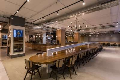 Restaurant Trends:  The Food Hall Revolution