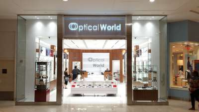 Optical World - Aventura Mall